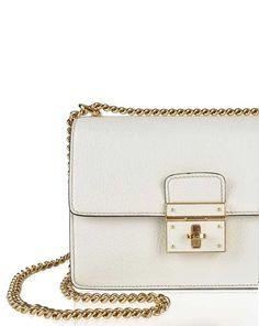 NEW   Dolce and Gabbana Rosalia Shoulder Bag