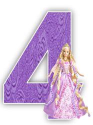 Alfabeto de Barbie Princesa. | Oh my Alfabetos! Barbie Birthday Party, 4th Birthday, Birthday Parties, Party Font, Alphabet And Numbers, Alphabet Letters, Invitations, Invite, Little Girls