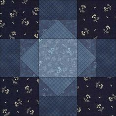 ^= ❤ Maggie's Mystery block in 365 Challenge Quilt Block Patterns, Pattern Blocks, Quilt Blocks, Quilting Projects, Quilting Designs, Diy Quilting, Quilting Ideas, Make Do, Dear Jane Quilt
