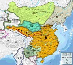 北宋時期全圖(二)