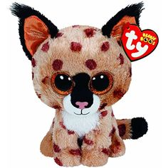 3b6d44d3d78 TY Beanie Boo Plush - Buckwheat the Lynx 15cm    Want to know more