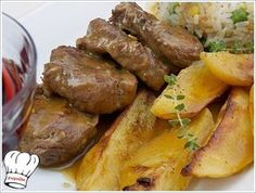Greek Recipes, Meat Recipes, Cooking Recipes, Healthy Recipes, The Kitchen Food Network, Pork Tenderloin Recipes, Different Recipes, Food Network Recipes, Food To Make