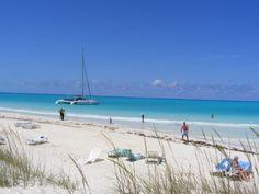 Cuba Cayo Guillermo beach