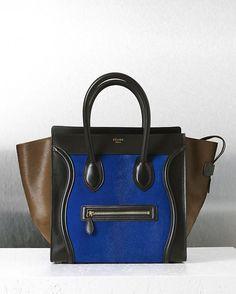Bag Lust: Céline Fall 2012 Handbags