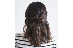 Gestresste Mamas: 6 Hair-Styles für das Faultier in dir - missmum.at - die Seite für Mütter