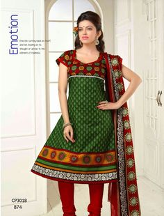 Latest Fashionable simple salwar kameez Wholesaler,Supplier,Exporter,Stockist and Manufacturer,Bollywood Celebrity Replica Anarkali Suit Dress materials,Readymade Designer Punjabi Wedding collection,Casual Printed Long Cotton exclusive party wear,best price sale tradditional indian womens clothes Churidar Suits, Anarkali Suits, Salwar Kameez, Suit Fabric, Bollywood Celebrities, Cotton Style, Cotton Dresses, Party Wear, Short Sleeve Dresses