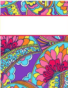 binder covers21 http://happilyhope.wordpress.com/2013/07/25/my-cute-binder-covers/