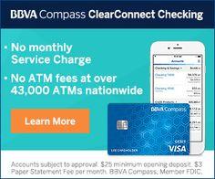 7 best bbva compass bank images on pinterest compass credit cards