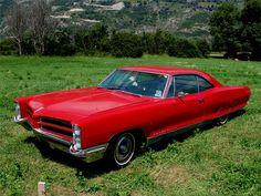 1966 Pontiac Bonneville Hardtop Coupe