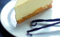 Cheesecake à la ricotta et au citron par Julie Andrieu