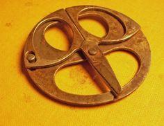 Hesuah folding scissors 1914 . ebay.com