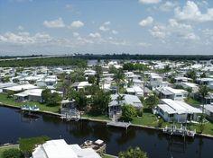 Orange Harbor Mobile Home RV Resort Fort Myers FL Passport America Campgrounds