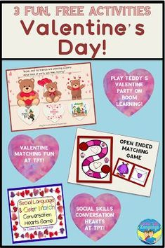4772 best valentine 39 s day language arts ideas images on pinterest teaching ideas learning. Black Bedroom Furniture Sets. Home Design Ideas