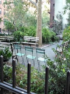 Best Pocket Parks of NYC #NewYork #USA #travel