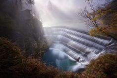 Lechfall - Photography by  David Sonnweber