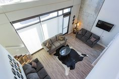 DOWNTOWN two story modern loft!! Free parking! - Apartments for Rent in Nashville, Tennessee, United States