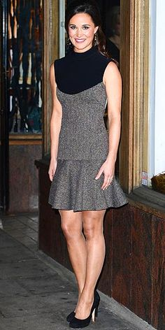 Love Pippa's dress!