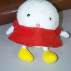 Mr. Dough and the Egg Princess Plush