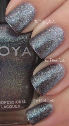 Zoya Fall 2012 Diva Collection Swatches