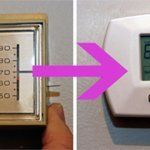Raise your hand if you still aren't using a programmable thermostat. Is it because it seems to expensive or difficult to do? Well put your hand back down and then to work while we tell you once and for all how to install and use a programmable thermostat to start saving energy and money (it takes less than an hour!)
