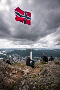 Ulriken (Bergen) by Philipp Kaden on 500px