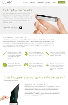 LEAP Motion Controller | must have