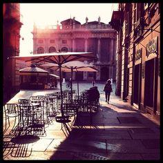 #Italy #Turin #piazzacastello #Torino #glamour #littleparis