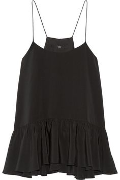 Trending: The Ruffle Top NET A PORTER #currentlyobsessed