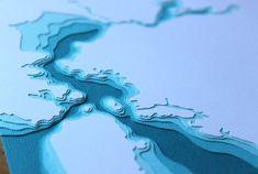 paper topography   fedrigoni