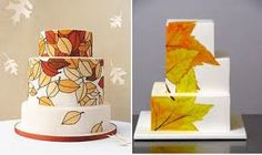 Image result for autumn cakes