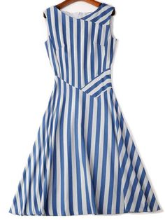 Casual O-Neck Gathered Waist Pinafore Patchwork Skater Dress – DressSure Skater Dress, Bodycon Dress, Sheath Dress, Casual Dresses, Dress Fashion, Fashion Design, Cute Skirts, Clothes Women, Clothing Templates