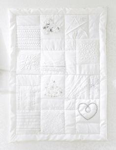 wedding quilt - Bernina 2010