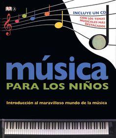 #Cine-Música-Teatro Música para los niños (Incluye CD) - VV.AA. #ElAteneo