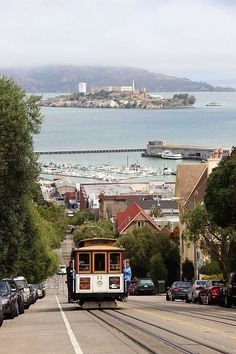 San Francisco cable car rode & visited so many other attractions..want to go back