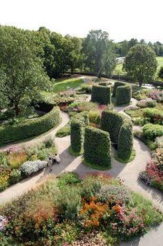 The Dream Park, Enköping, Sweden by Piet Oudolf