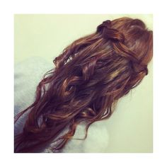 curls ❤ liked on Polyvore