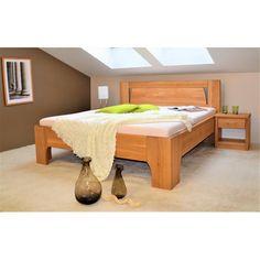OLYMPIA 1 postel - masivní dub průběžný | SNOOZE značkové spaní Olympia, Bed, Furniture, Home Decor, Decoration Home, Stream Bed, Room Decor, Home Furnishings, Beds