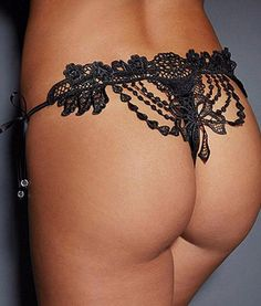 Find More G-Strings, Thongs & Tangas Information about Black Lace Panties Fashion Sexy Underwear Women Embroidered & Beaded Lady Knicker Ropa Interior Mujer ,High Quality G-Strings, Thongs & Tangas from FaneRonge Store on Aliexpress.com