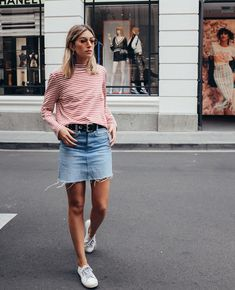 The #1 Breton Tee, According to Your Favourite Bloggers | WhoWhatWear UK