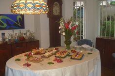 recepção aniversário Table Settings, Table Decorations, Home Decor, Events, Decoration Home, Room Decor, Place Settings, Home Interior Design, Dinner Table Decorations