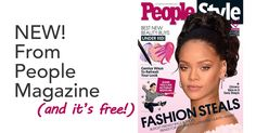 """Join 11 people right now at """"NEW!! People Style Magazine – Claim a Whole Year!"""""""