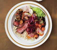 Steak Health Bowl
