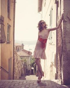 Take Me Away {Frida Gustavsson for Neiman Marcus Resort Book 2012.}