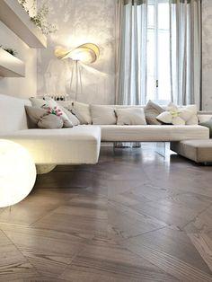 Suelos de parquet SLIDE #Parquet by Listone Giordano | #design Daniele Lago #interiors @Listone Giordano
