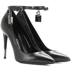 Pumps & High Heels for Women On Sale, Black, Leather, 2017, 3.5 Strategia