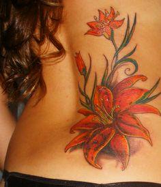 Tattoo nas costas - Foto #596 - Mundo das Tatuagens