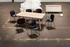 Craft, spisebord og skænk   Says Who + Kristensen&Kristensen