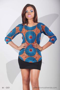 Over 150 Kitenge Designs: Best Kitenge Fashion Ideas for 2020 African Inspired Fashion, African Print Fashion, Africa Fashion, Ankara Fashion, Fashion Dresses, African Tops, African Women, African Print Dresses, African Dress
