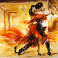 Then it is here that we shall dance.