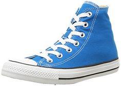Converse Ctas Season Hi, Unisex-Erwachsene Hohe Sneakers, Blau (bleu Cyan), 36 EU EU - http://autowerkzeugekaufen.de/converse/36-eu-converse-ctas-season-hi-1j791-herren-sneaker-3